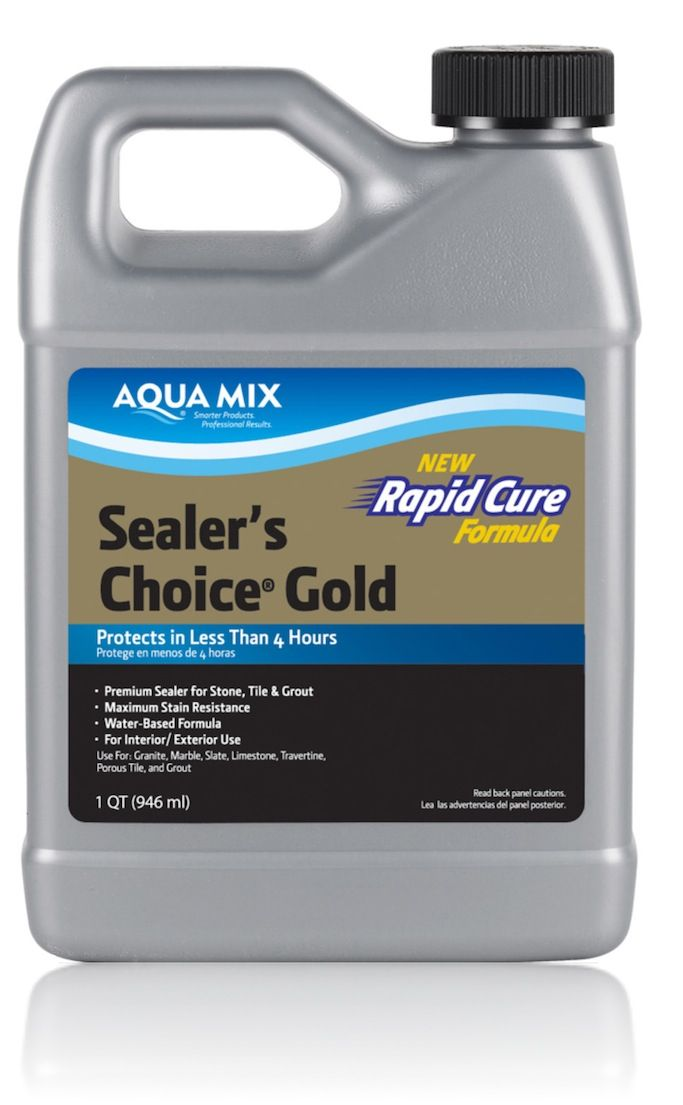 popham installation + maintenance | Sealer's Choice® Gold - Rapid Cure | www.aquamix.com.au