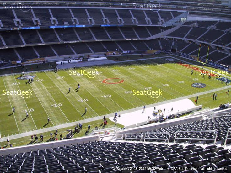 #tickets 2 Two Chicago Bears Detroit Lions Tickets Soldier Field 11/19/17 Sec 441 Row 17 please retweet