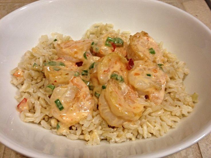 Bangin' Good Shrimp | I Love My Food! | Pinterest