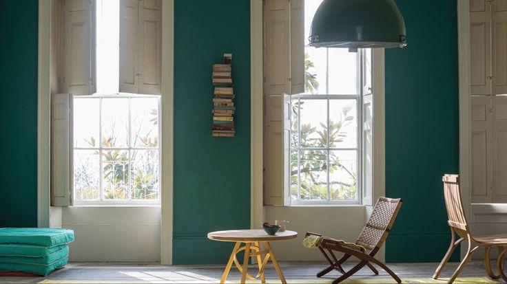 new colour 2016 farrow ball vardo. Black Bedroom Furniture Sets. Home Design Ideas