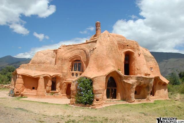 Casa de Barro - Villa de Leyva (Boyaca)