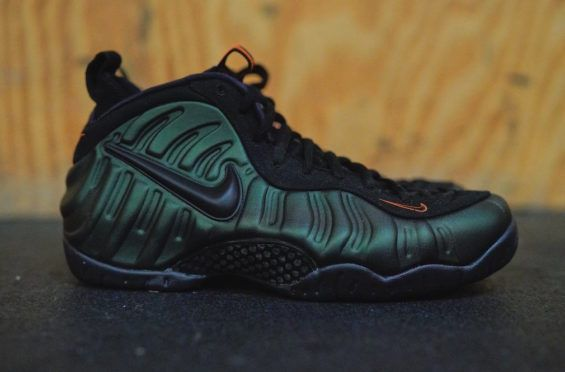 1c08535b123 The Nike Air Foamposite Pro Sequoia Is Ready For Fall Fall is coming and  the Nike