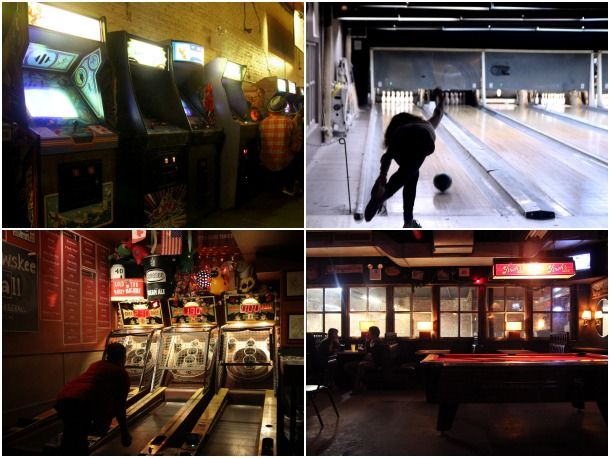 Brooklyn Bars with Games
