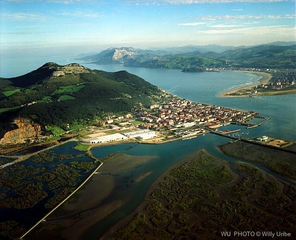 Santoña y Laredo. Cantabria. Spain.