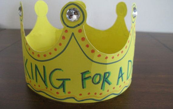 Father's Day Crown Craft