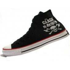 "Converse Zapatillas Chuck Taylor ""The Clash"" $52236"