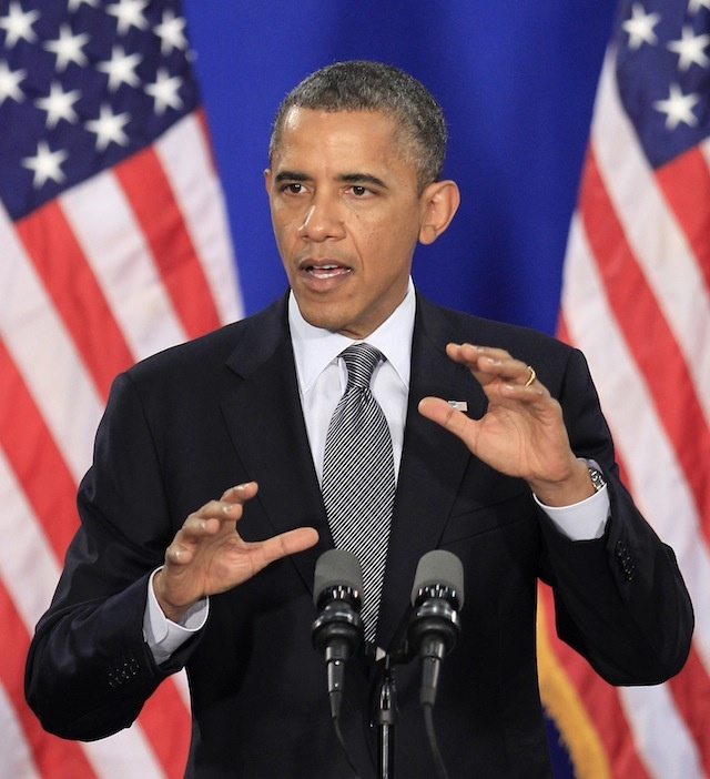 president barrack obamas macroeconomic framework President obama said this week:  you need a tough legal framework  clintons, and obamas are of degree, not kind.