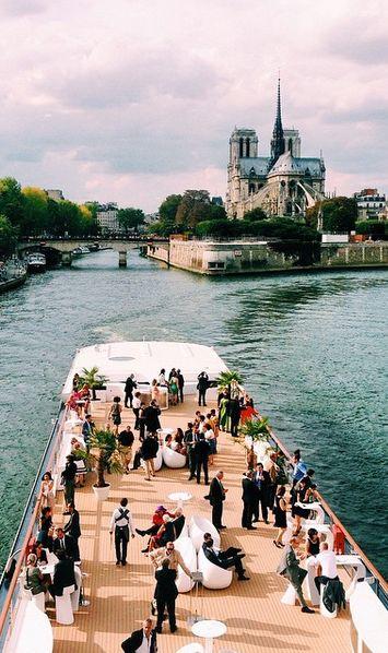 Credit photo : @mary_quincy #Paris #France #Seine #parisjetaime