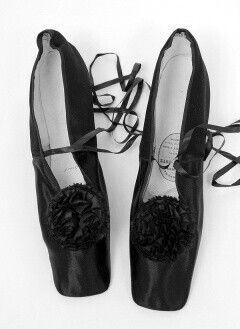 Flat Round Toe Mono Stripe, Ballerines Femme, Noir (Mono), 36 EUJane Norman