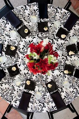 65 best Black and White Wedding Theme images on Pinterest   Black ...