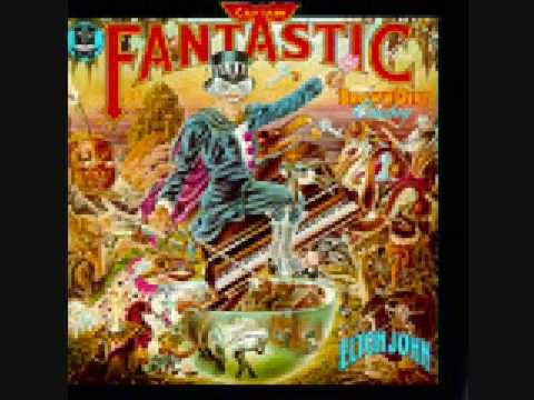 It's 4 o'clock in the morning.........Elton John - Someone Saved My Life Tonight (Captain Fantastic 5 of 13)