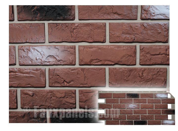 Brick siding gives you the look of masonry without all the costs and hassle.