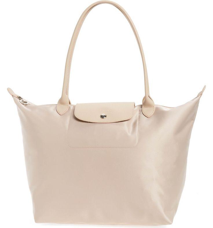 Main Image - Longchamp 'Large Le Pliage Neo' Nylon Tote