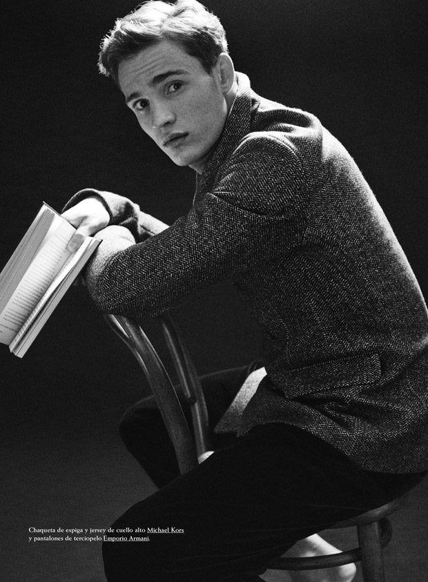 Julian Schneyder Channels Marlon Brando for GQ Spain October 2017 Issue