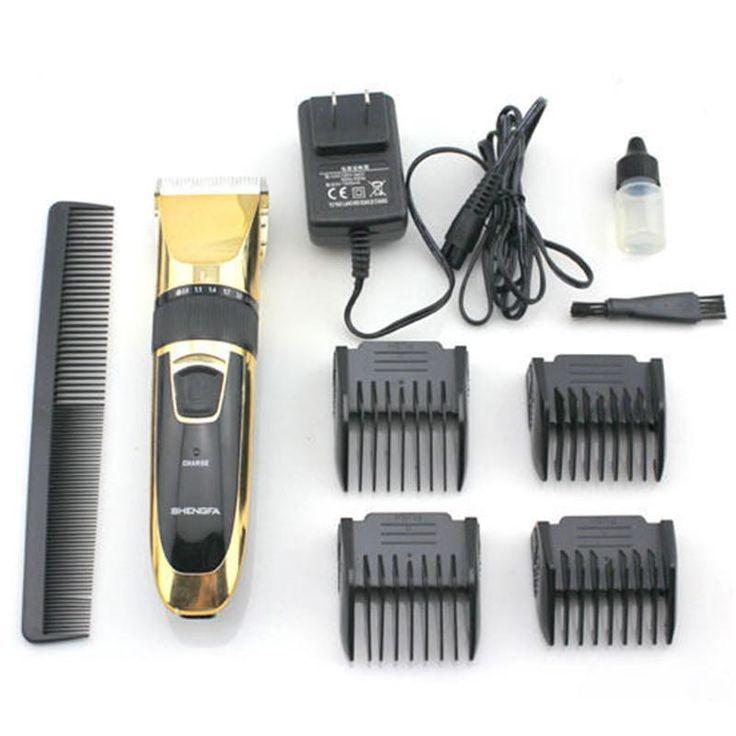 Mens Rechargeable Shaving Electric Shave Beard Hair Trimmer Shaver/Razor Epilator Blades For Men 2016 Hot selling !!!