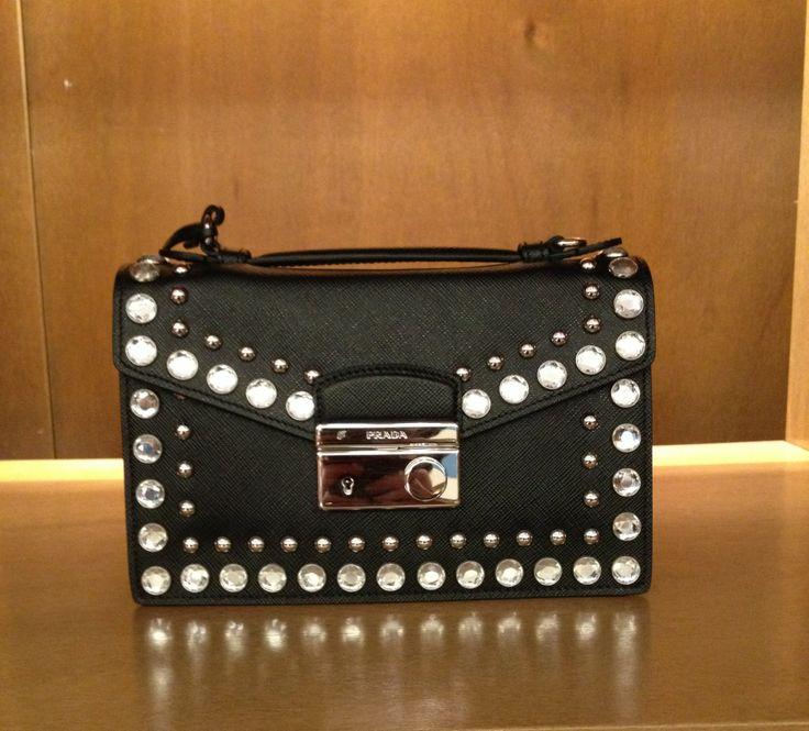 Prada #minibag #woman #FallWinter #collection