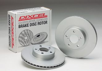 Zenrin DriversStation | Rakuten Global Market: DIXCEL / dixcel rotors PD front Lancer 07/10-CZ4A PD341 6053S