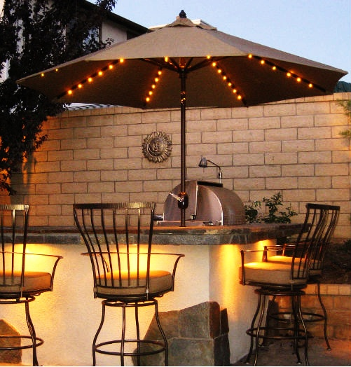 Design Ideas: Beautify Your Outdoor Space With These Outdoor Patio Lighting  Ideas, Backyard Lighting Ideas, Kitchen Can Lights Images,