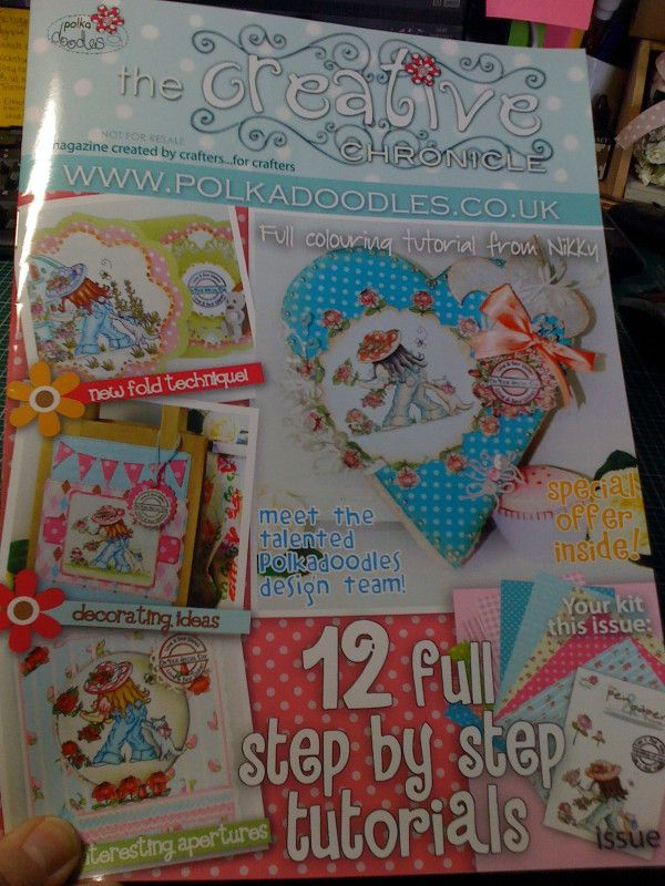 The Creative Chronicle from Polka Doodles!