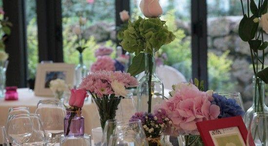 Come apparecchiare la tavola durante il giorno delle tue nozze? La scelta dei bicchieri seguendo le regole del #galateo