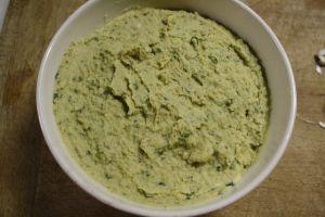 Basilicum Hummus