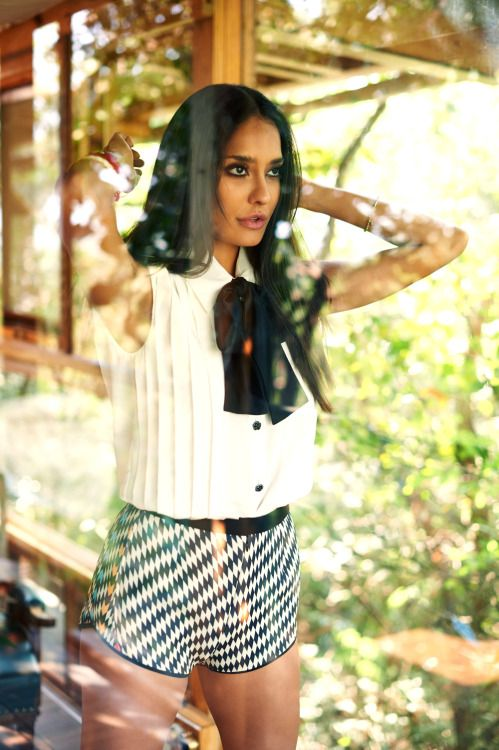 Lisa Haydon - elegance, style, personality, presence, and confidence