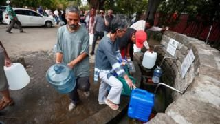 Cape City water disaster: My spouse does not bathe any extra