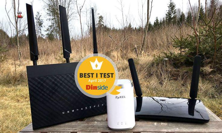 Test av TP-Link Deco M5 - Superenkel mesh-løsning gir deg full trådløsdekning i hele huset - DinSide