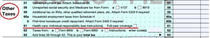 New IRS Form Proves President Lied About Individual Mandate Tax... | RedFlagNews.com