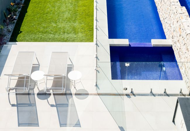 7 best pool surrounds inspiration stone images on for Swimming pool surrounds design