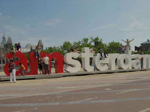 """Check out this travel story I found using CityMaps2Go: """"Amsterdam sightseeing highlights"""""""