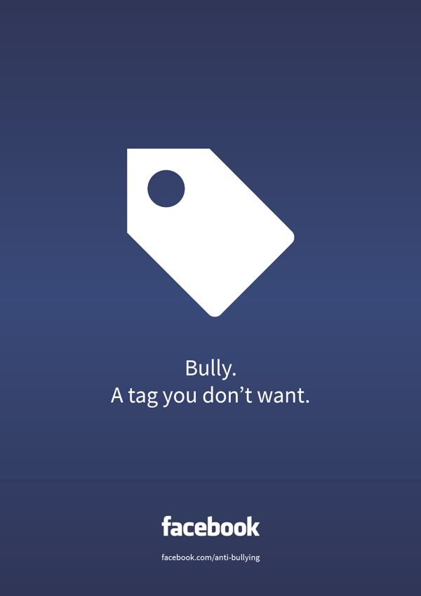 Bully, a tag you don't want - Cyber bullying makes you look stupid.