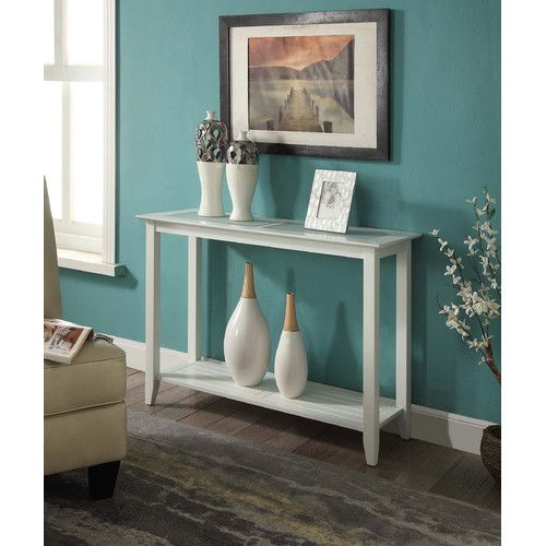 Found it at Wayfair - Melrose Console Table