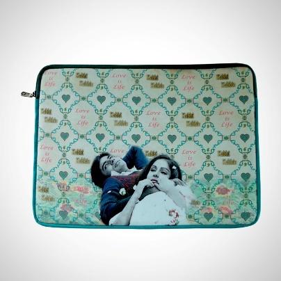 Funky Laptop Sleeve 'Kabhi Kabhie' Imprint  Now At Rs. 850.00