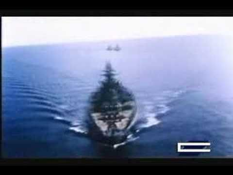 Sleeping Giant - Battleship USS North Carolina (BB-55)  This amazing patriotic video full of history always gets to me. It's worth watching to the end.