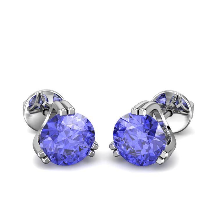 Lurlene Tanzanite Earrings