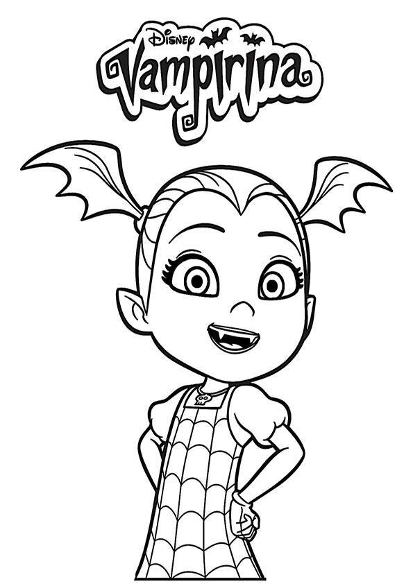 Ausmalbilder Vampirina Kostenlos Malvorlagen Windowcolor Zum Drucken Malvorlagen Fur Madchen Wenn Du Mal Buch Disney Farben