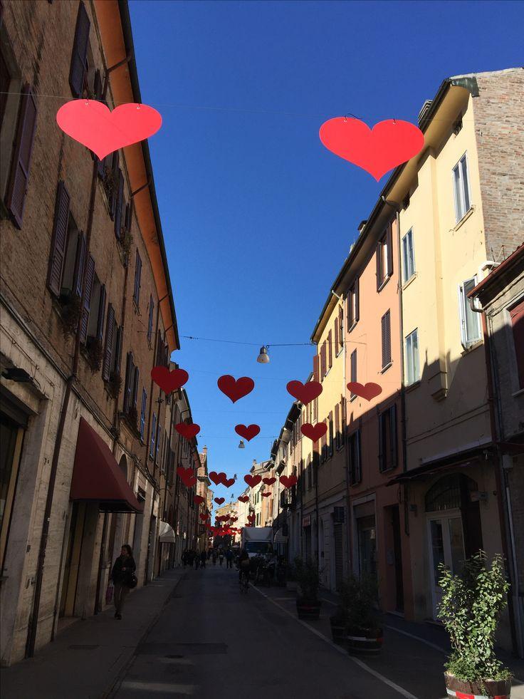 Ferrara in love