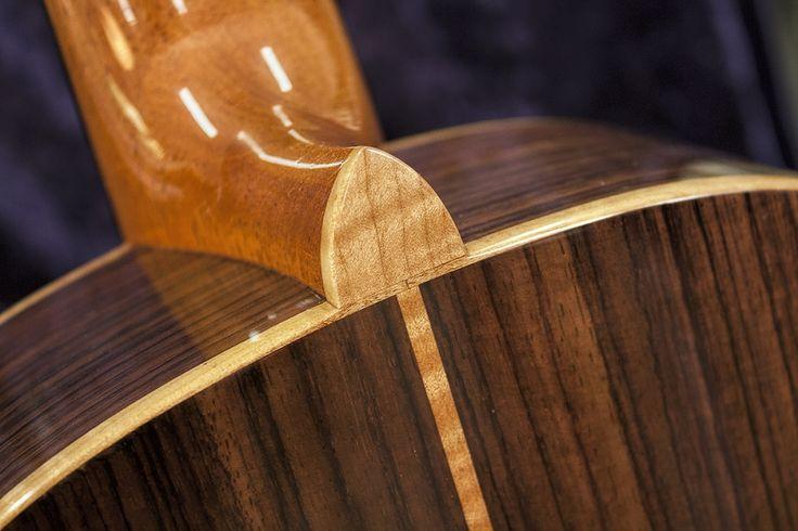 La Padawan - guitare classique de conservatoire guitare classique Régis Sala luthier