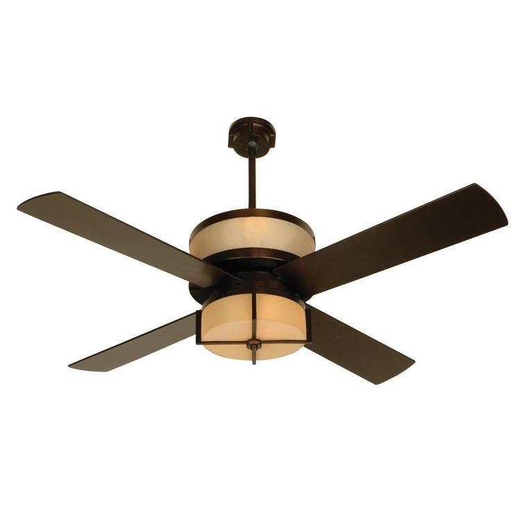 Upscale Modern Ceiling Fan
