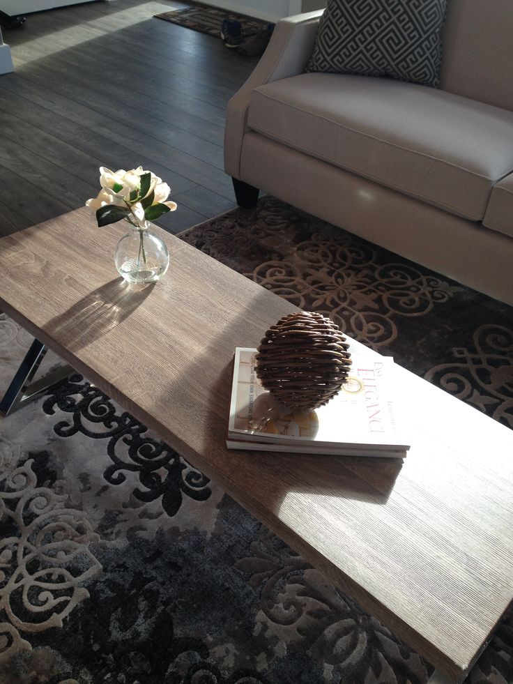 www.revelstaginganddesign.com coffee table staging