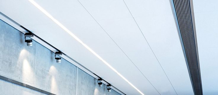Taşyünü Asma Tavan Sistemleri | Deckon Asma Tavan Sistemleri
