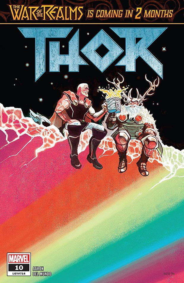 The War Of The Realms Reading Order Checklist In 2020 Thor Comic The Mighty Thor Marvel