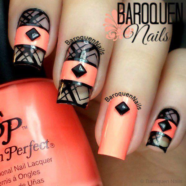 cool nail - 70 Cool Nail Designs  <3 <3