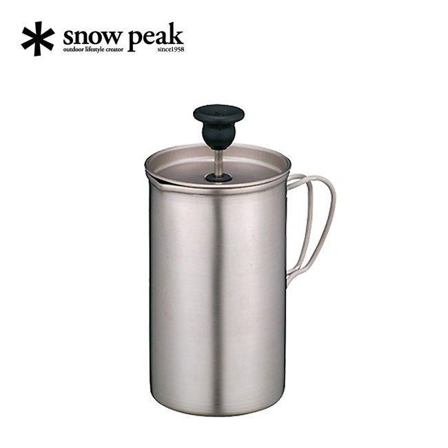楽天市場 スノーピーク チタンカフェプレス 3カップ Snow Peak Titanium Cafe Press コーヒープレス アウトドア キャンプ バーベキュー カフェ Cs 111 2020 春夏 Outdoorstyle サンデーマウンテン カフェ コーヒー カップ