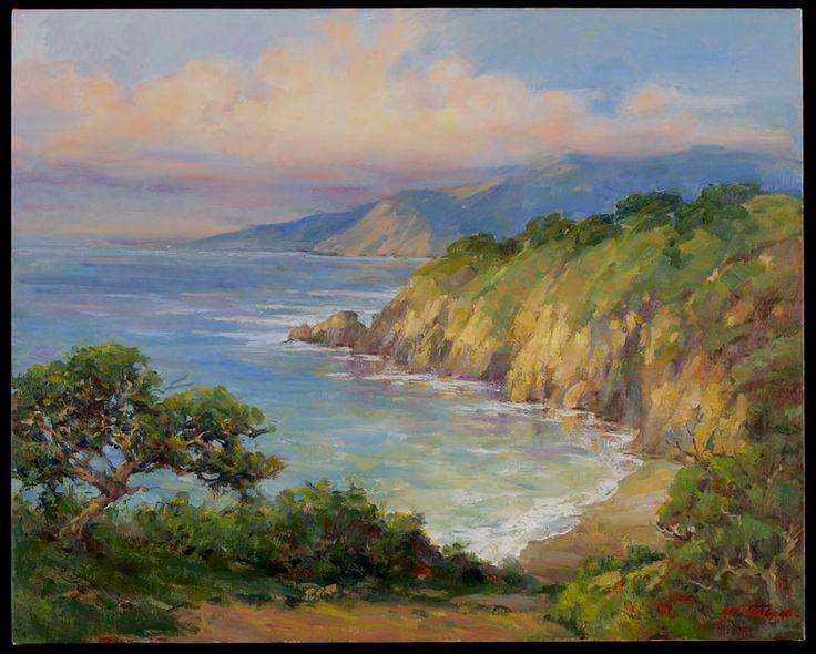 sergei bongart paintings | Painting Plein Air - April 5-7 | California Art Institute