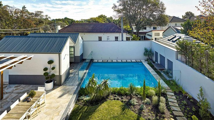 Image result for backyard and pools
