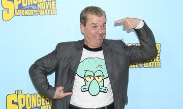 Rodger Bumpass, Voice Of Squidward On 'SpongeBob SquarePants,' Arrested For Alleged DUI