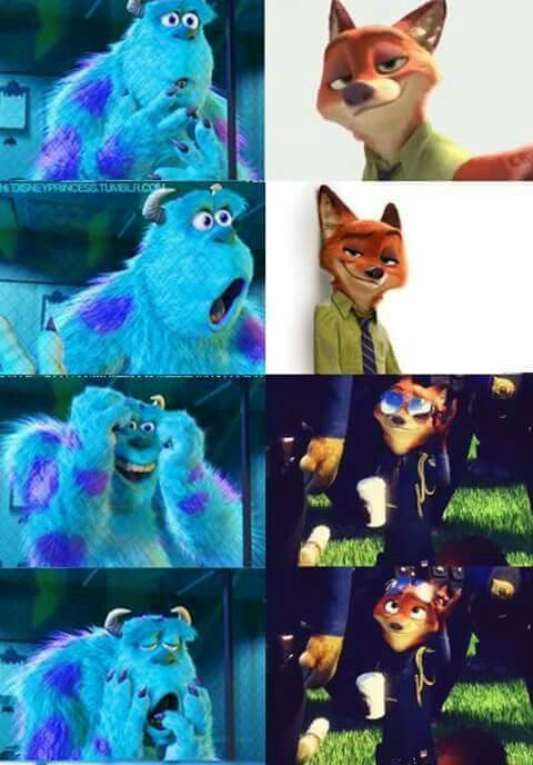 I Love You ~ Nick Wilde Sexy and Cool ~ Zootopia