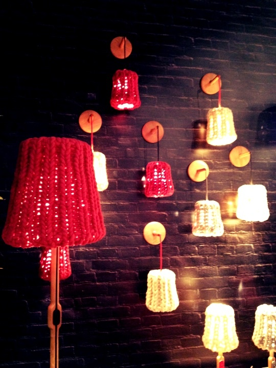 Knit Lights Via Casamania